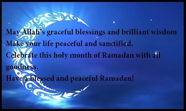 How to wish ramadan kareem to my muslim friend quora following are some ramadan wishes greetings messages you can use and send to your friends m4hsunfo