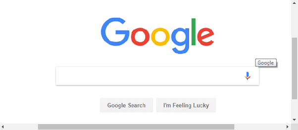 How would I remove or hide the scrollbars from Google Chrome