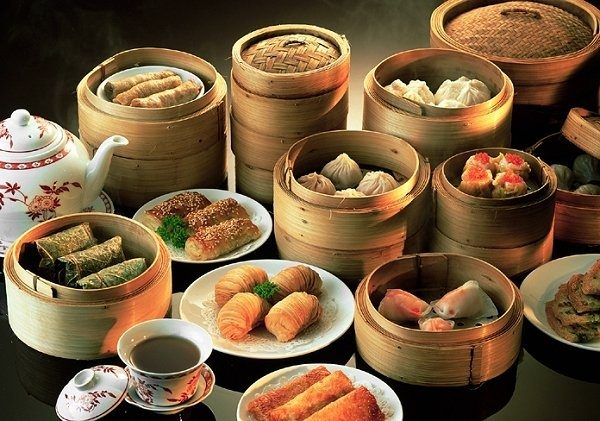 Main Dishes in China