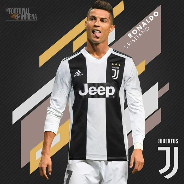 timeless design 7b2c8 8bb36 What do you think of Cristiano Ronaldo going to Juventus ...