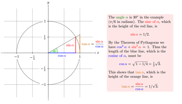 Is there any way to write draw geometric figures with math the manual of tikz is great and starts with a few tutorials the tutorial starts on page 25 and will teach you how to code the following figure ccuart Images