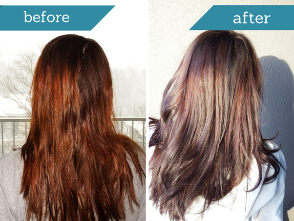 How to dye your hair with henna quora give the hair a chance to remain in the henna glue for 2 to 4 hours wash it then let it sit for 48 hours to oxidize and obscure solutioingenieria Gallery