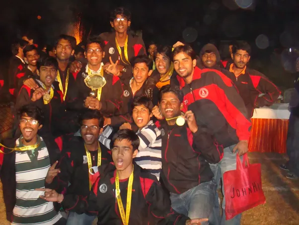 inter iit sports meet 2010 ram