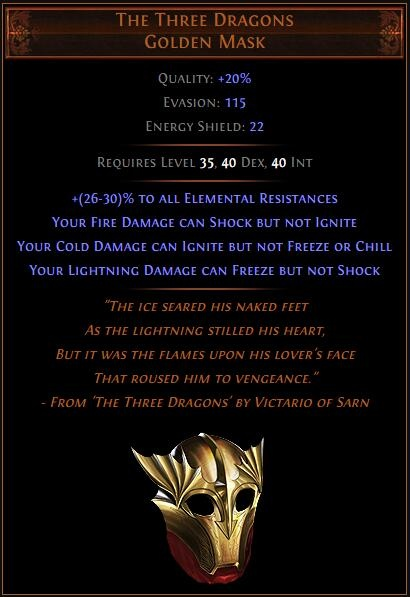 What are The Three Dragons in Path of Exile? - Quora