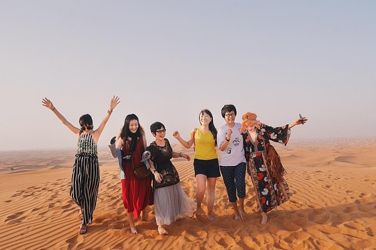 Image result for The real truth about the Dubai desert safari tour