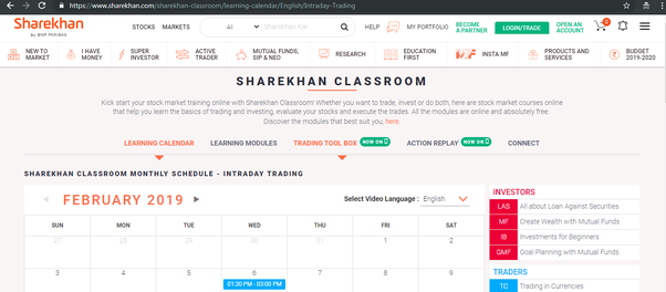 How To Do Intraday Trading In Sharekhan - The Best Trading