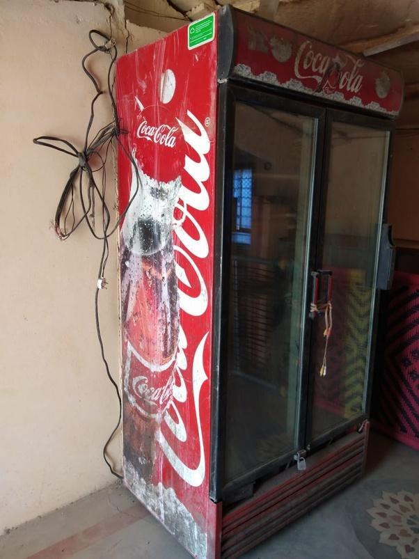 I Am A Shopkeeper And I Want A Coca Cola Refrigerator What I Should