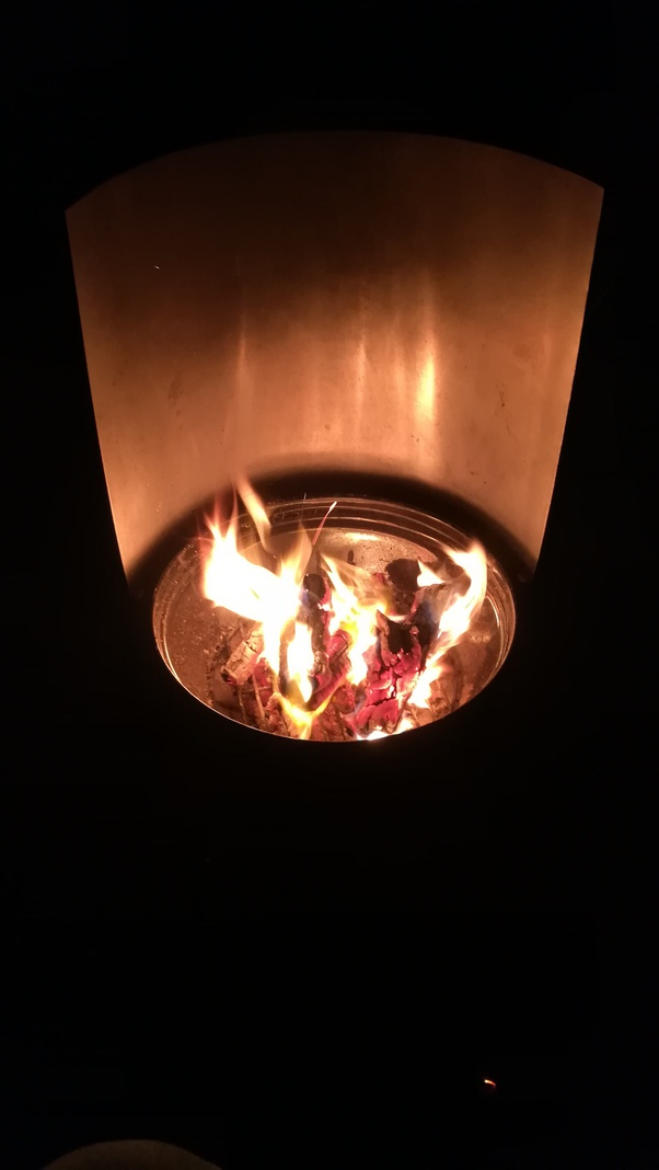 How To Know If A Fire Pit Will Give Off Enough Heat For My Patio Quora