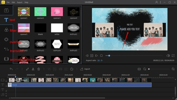 What is a free video editor software (not a mobile app) that