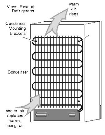 Refrigerator Back Pic