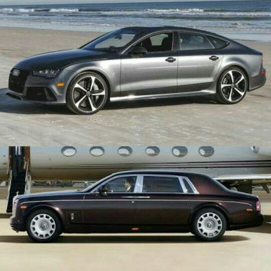 What Are The Most Beautiful Cars In Categories Other Than Sports Car - Audi 4 door sports car