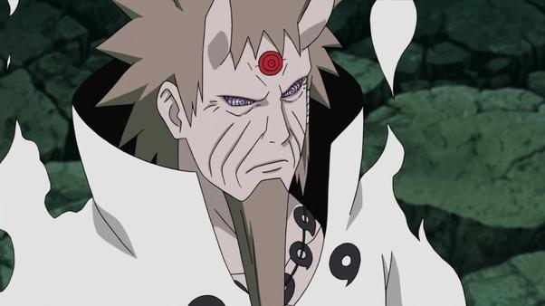 Madison : Naruto hagoromo vs kaguya