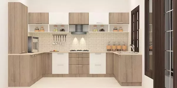 Customize Modular Kitchen And Make Your Dream Home Come True By Fulfilling  Your Choice Of Interiors. Avail Various Services Including A 8 Year  Warranty, ...