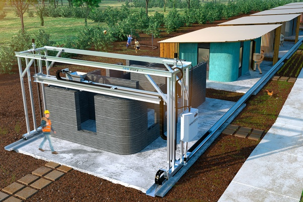 How much does it cost to buy a 3d printer that can build a - Buy 3d printed house ...