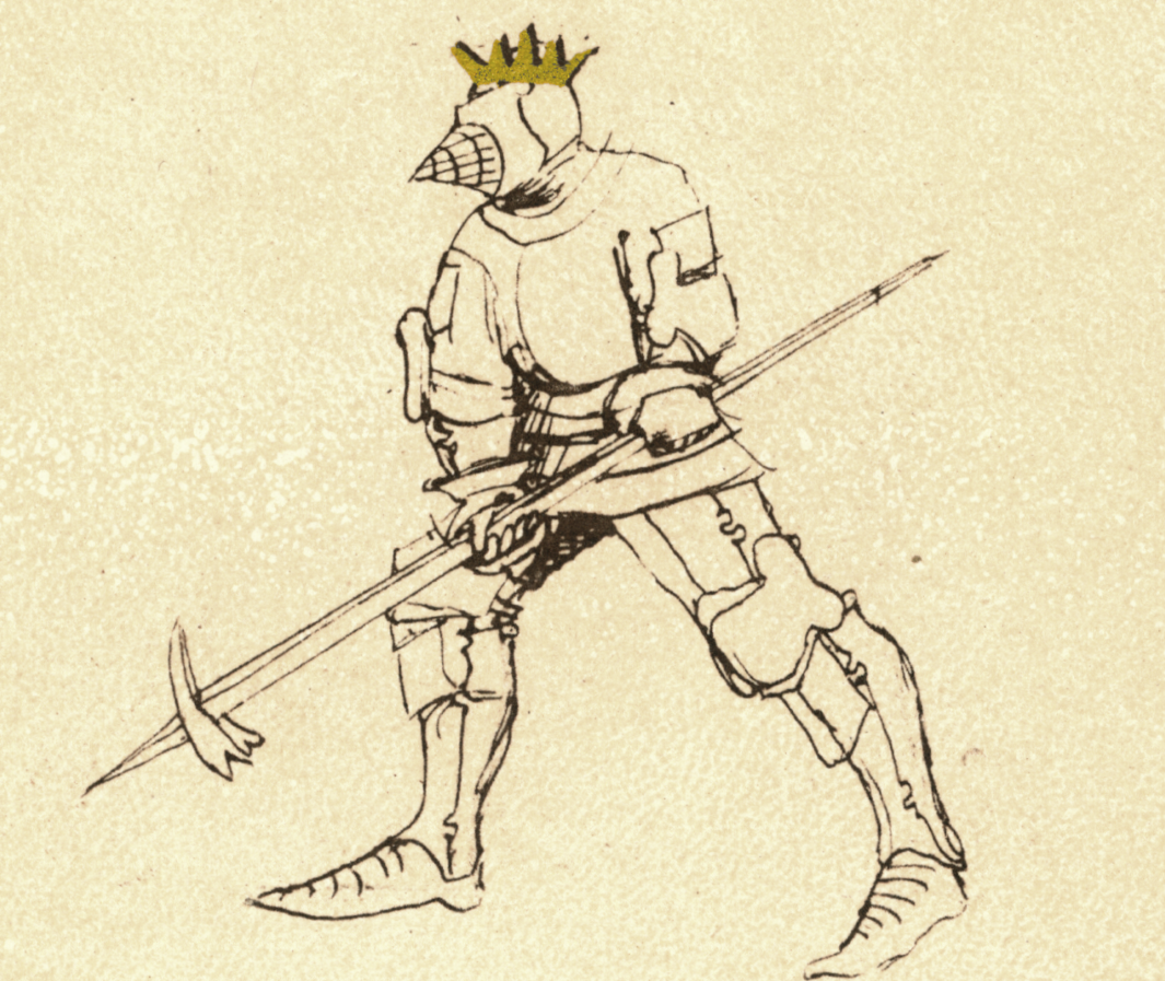 Out of curiosity, can long sword stances/guards, like vom