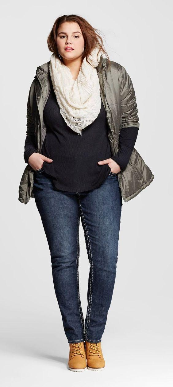 How does a fat person look when wearing skinny jeans? - Quora