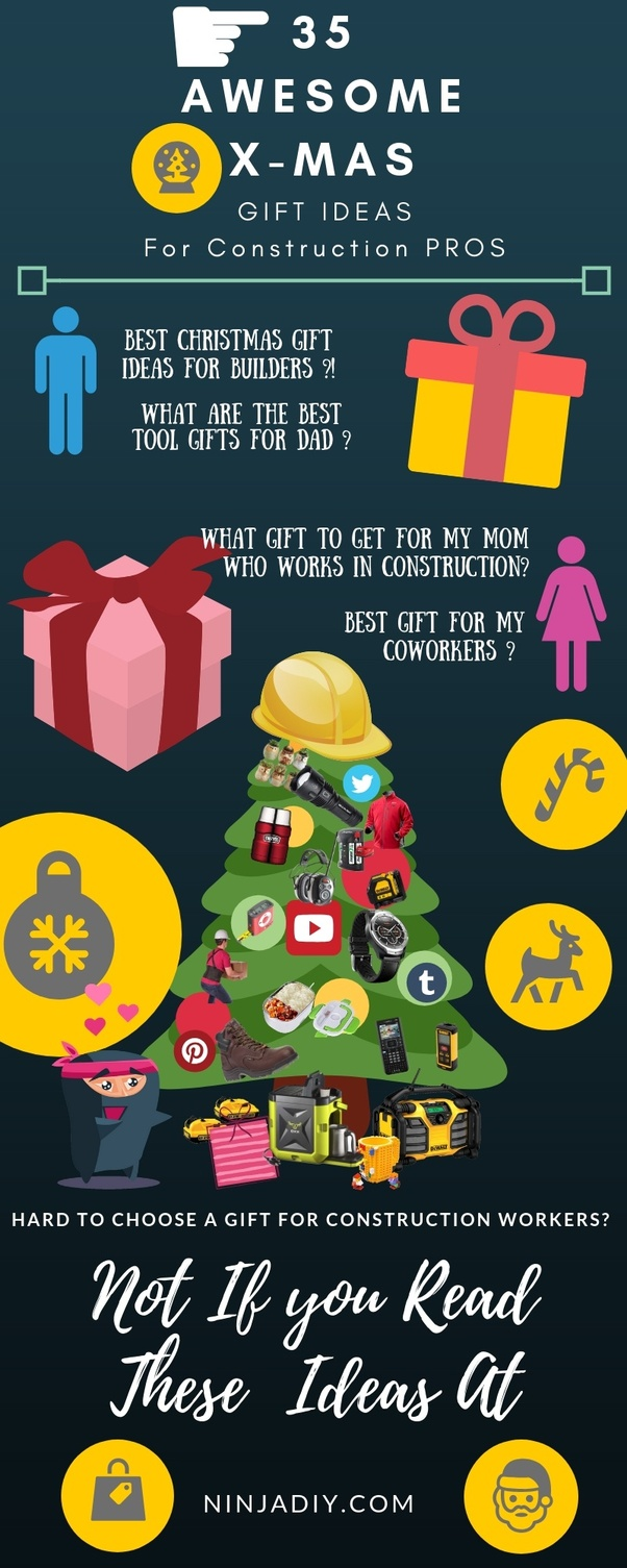What Are Some Good Gift Ideas For Construction Workers Quora