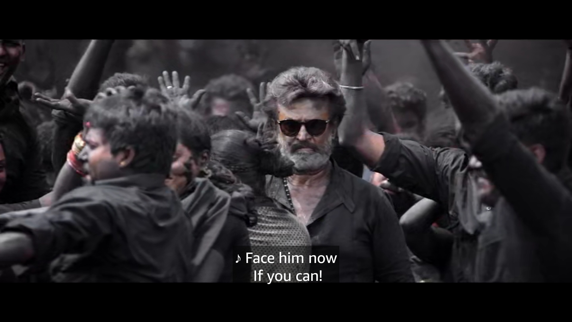 The Tamil movie Kaala is an entertaining movie or a very