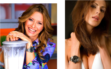 Would it be weird for a woman to wear a rolex submariner quora for Celebrity watches female