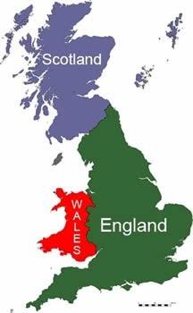 Big Map Of England.Is Scotland Still Under British Rule Quora