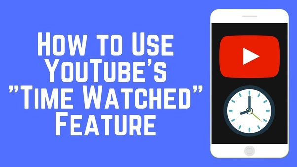Can you see how many hours of video you have seen on YouTube