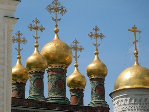 Москва, золотоглавая