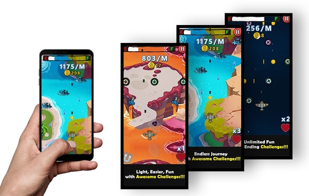 What are some excellent apps and games for 512MB ram android