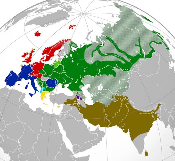 The Indo-European Family of Languages   Indo-European ...  Indo Language