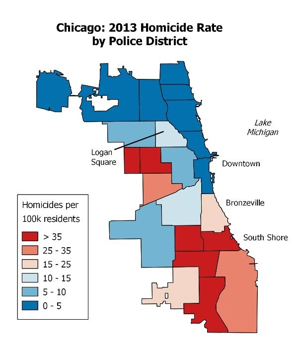 How safe is it to visit Chicago? - Quora