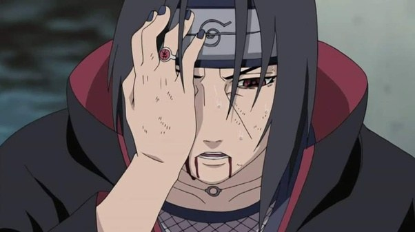 Itachi Is Subtle And He Exerts Tremendous Precision Speed In The Use Of His Abilities Fact Pushes To An Art Form