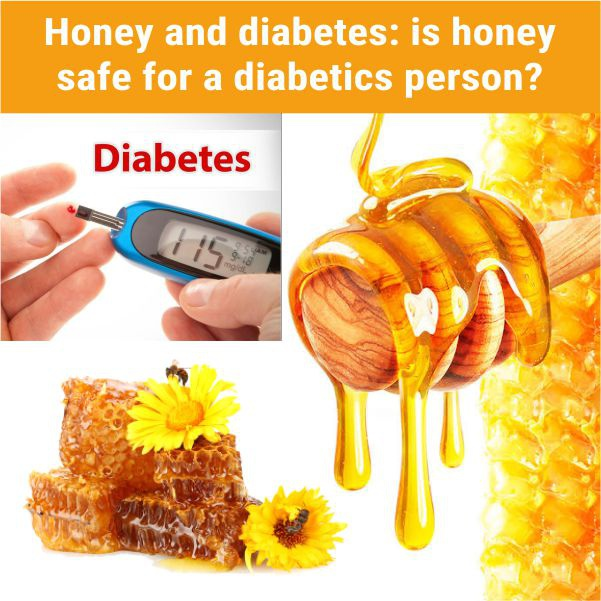 what can diabetics use instead of honey