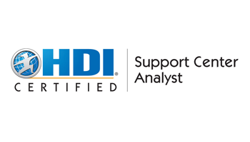 HDI SCA (Help Desk Institute   Support Center Analyst) Is Another  Certification, Which Is A Proper IT Support Certification, Accepted  Globally, Although Not ... Photo Gallery