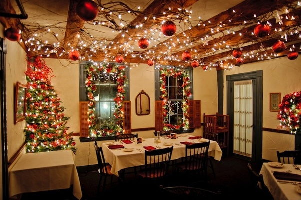 What are some picture ideas for restaurant decoration ...