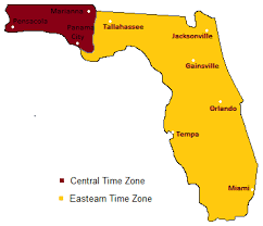 What Is The Time Difference Between Miami And Tampa Quora