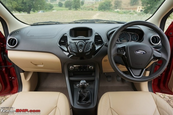 Why Could The Ford Figo Aspire Not Sell In Huge Numbers It Was A
