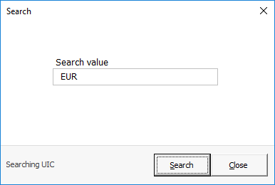 How to create a search box in Excel that can search multiple