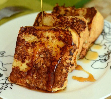 how to make french toast for 1