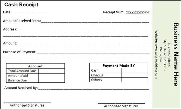 What Are The Exact Differences Between Invoices Bill And Receipt In - Invoice bill