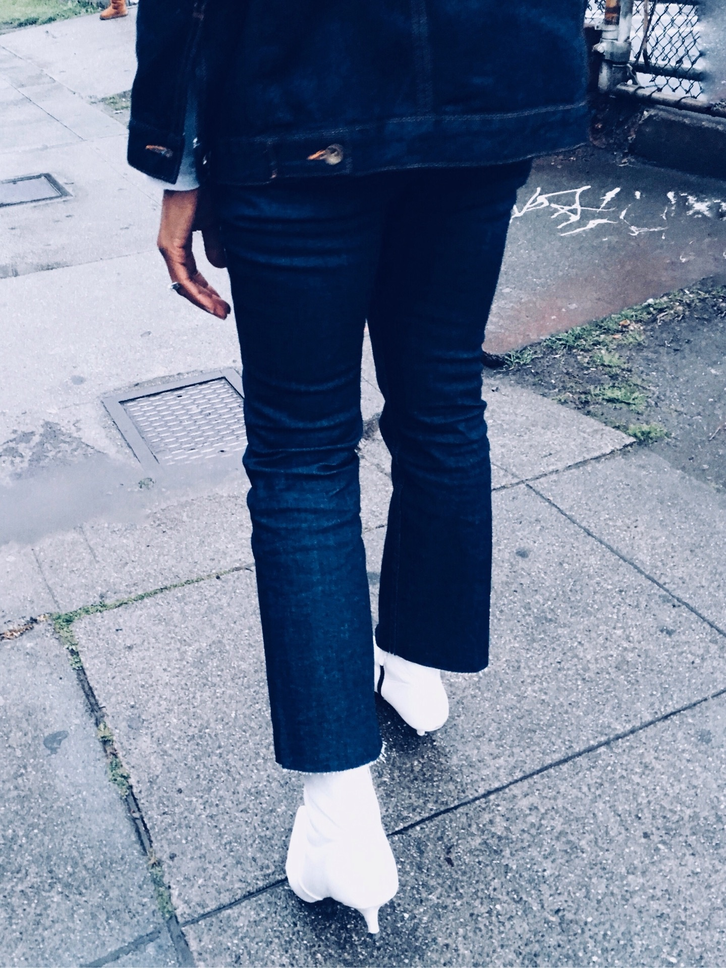 50a682c9a61 ... Denim Review | Ten Key Pieces These are super flattering for all body  types, which is contrary to bootcut jeans which tend to draw attention to  the ...