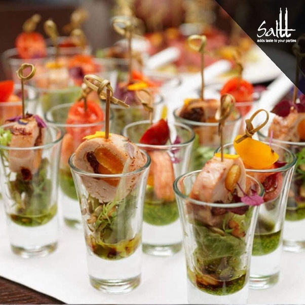 Catering Food For Wedding: Why Is Wedding Catering So Much More Expensive Than