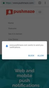 How to get rid of unnecessary notifications on a Chrome browser