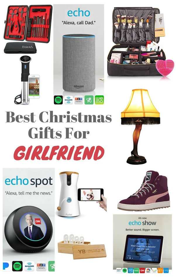 what is the best christmas present for a girlfriend