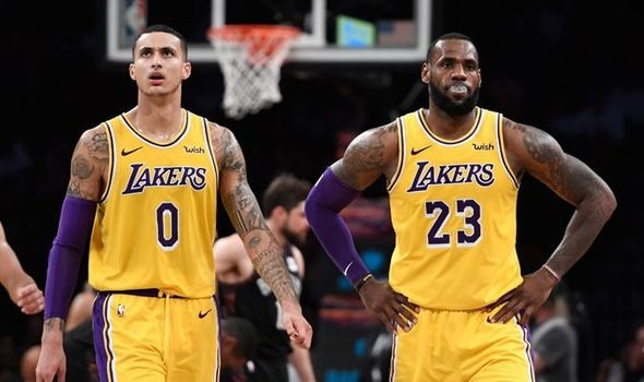 8c979ee471c9 They should dangle everyone on their current roster not named LeBron James  and Kyle Kuzma for a possible trade to acquire another superstar this  season.