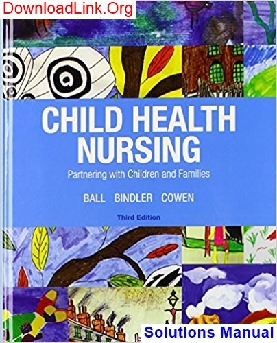 Where Can I Read The Child Health Nursing 3rd Edition Bindler