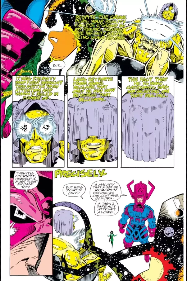 Is 'The One Above All' Worshiped As A God In The Marvel