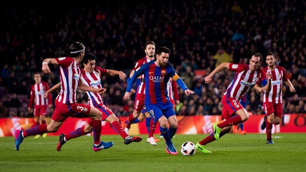 What are some differences in Messi and Neymar's dribbling? What are some  similarities? - Quora