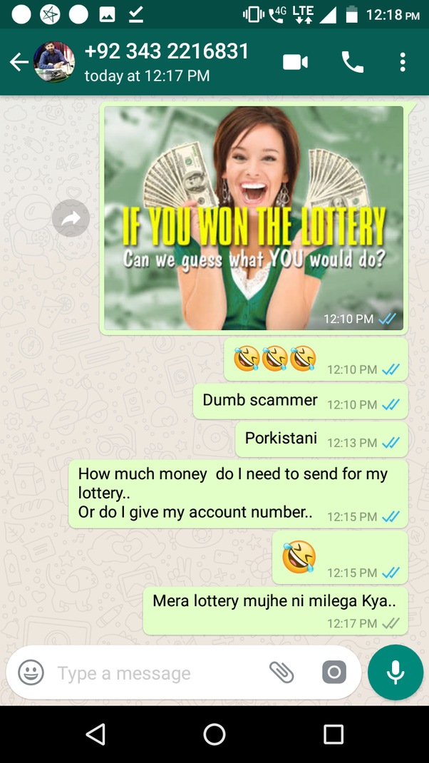 What is the best fake lottery reaction? - Quora