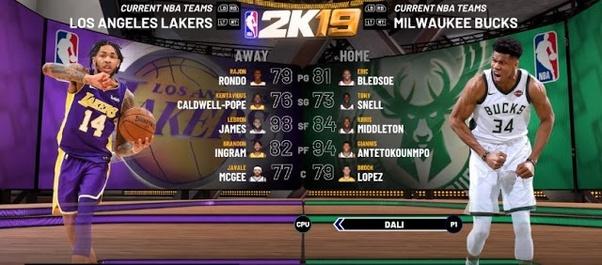 Is the NBA 2K19 game offline? - Quora