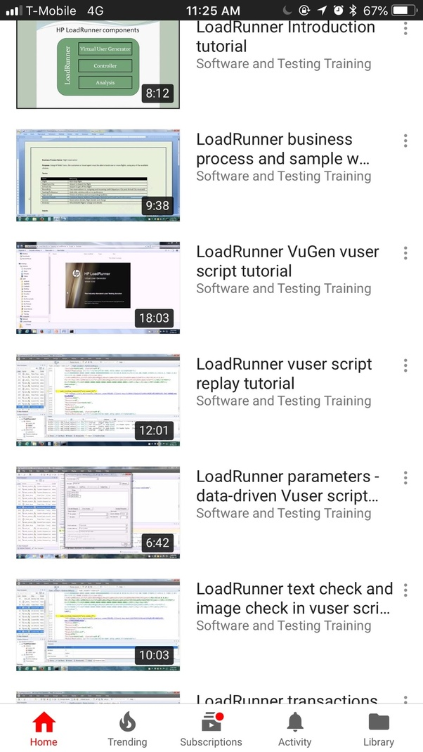 Which is the best course to learn HP LoadRunner? - Quora