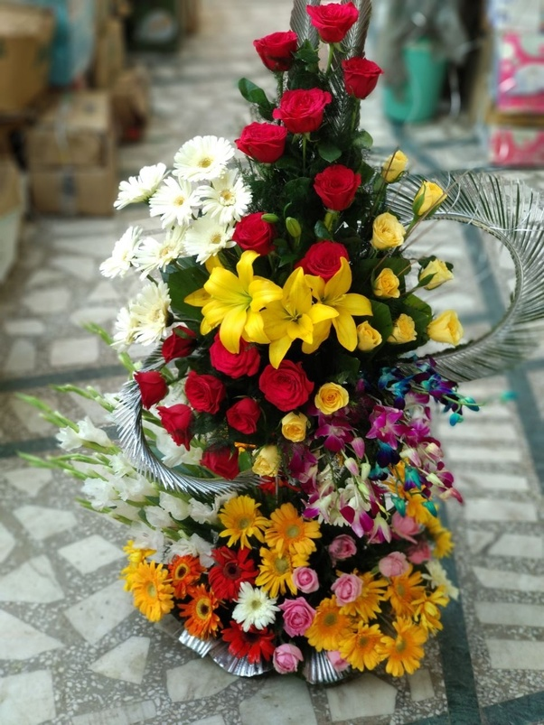 Why To Choose An Online Cake And Flower Delivery In Jaipur